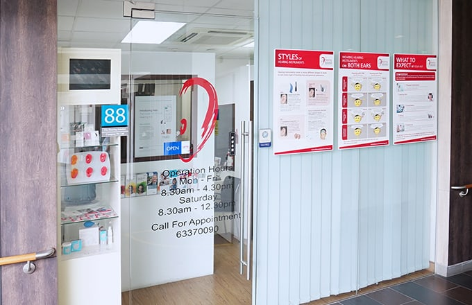 Choa Chu Kang Store Location About Us