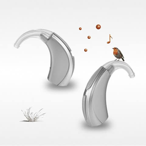 a picture of a starkey hearing aid