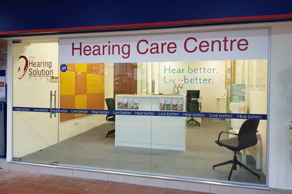 Clementi Singapore Hearing Solutions Clementi Outlet