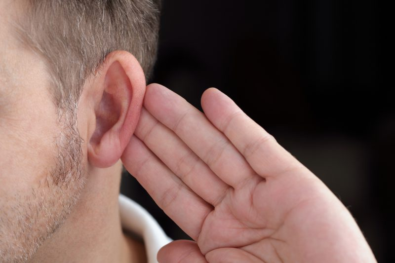 improve hearing naturally by sharpening your hearing