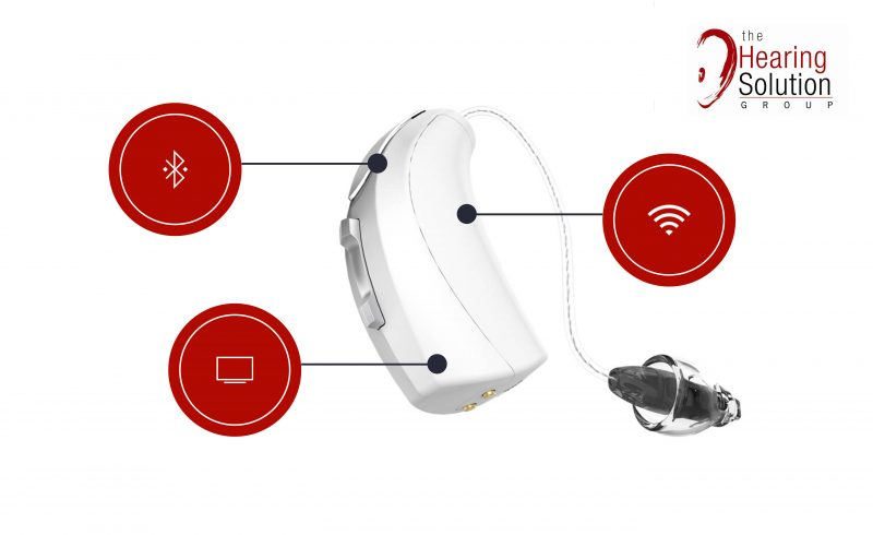 wireless connectivity for hearing aids